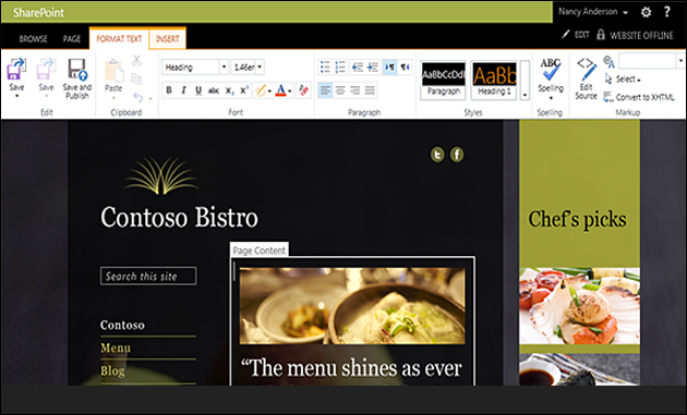 Microsoft announces Office 2013 preview