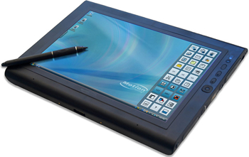 Motion J3500 rugged tablet PC