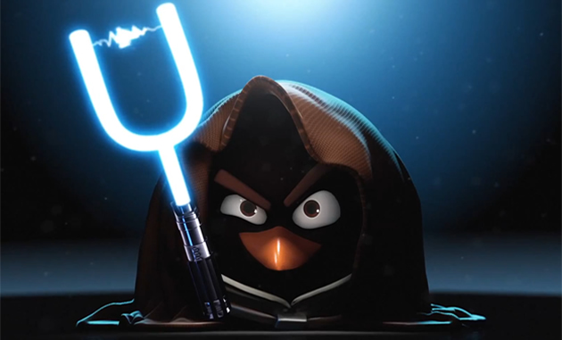 Angry Birds Star Wars launches