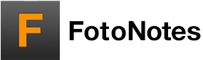 FotoNotes mobile forms logo