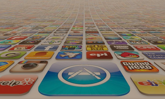 Apple's App Store hits 40 billion downloads, <br>half of those in 2012