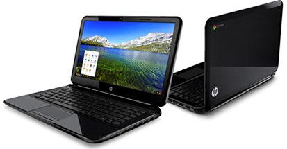 HP's new 14-inch Chromebook: at $330, a cheap Windows