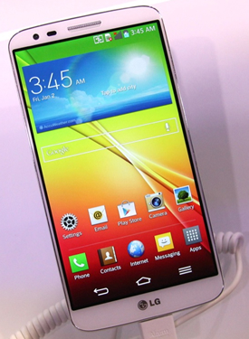 LG G2 hands-on roundup: 5.2-inch GS4 slayer with fire-breathing