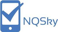 NQSky mobile management logo