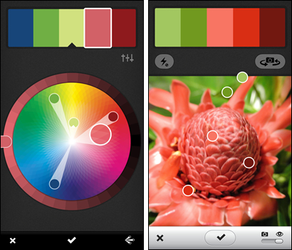 Adobe mobile apps spark design creativity