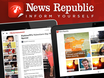 Mobiles Republic: your personalized news app