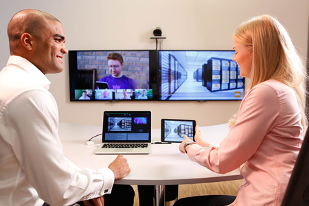 Pexip makes mobile video conferencing easy