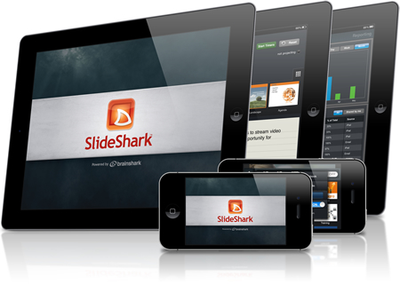 SlideShark PowerPoint app iPhone