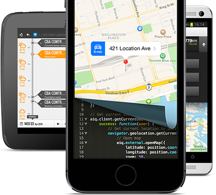 AppearIQ: intelligently simple mobile application development