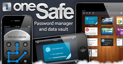 Lunabee: oneSafe password manager & more