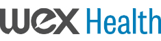 Wex Health logo Mobile Star Awards sponsor 38x235