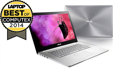 Laptop Mag, Tom's Guide pick Best of Computex 2014