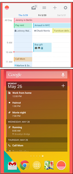 Sunrise Calendar, a hit on iOS, comes to Android ...