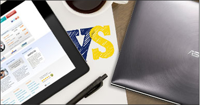 Rising notebook sales counter falling tablet sales