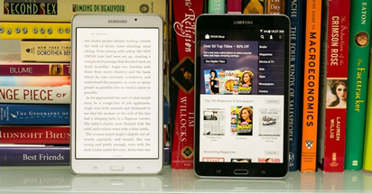 Galaxy Tab 4 Nook vs. Nook HD:<br>What's the difference?