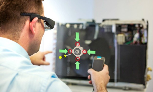 Enterprise AR + wearable tech: the next big thing