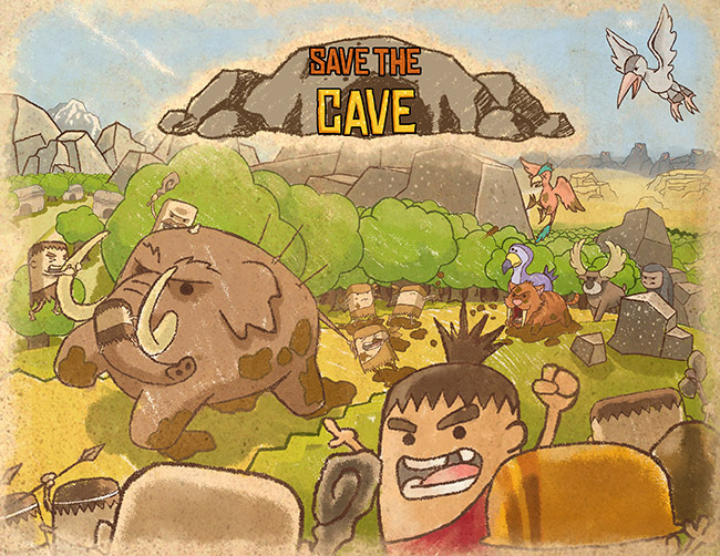 Kooapps Save the Cave