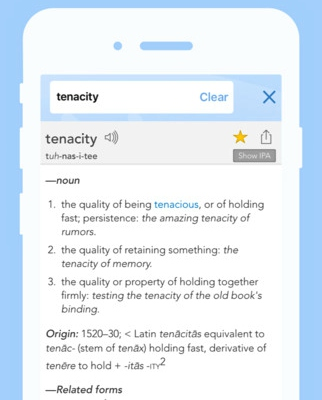 Dictionary.com dictionary app definition