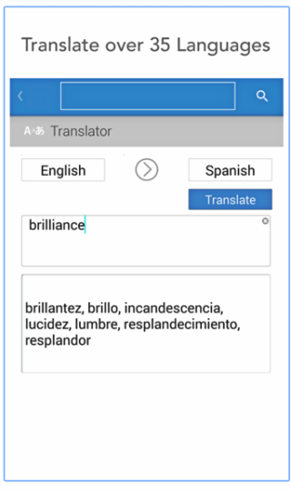Dictionary.com dictionary app translation