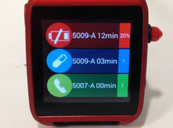 RistCall patient care app puts patient alerts on smart watches