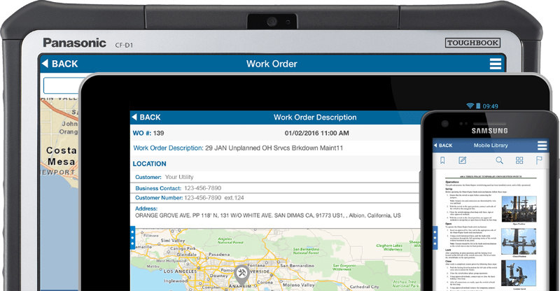 SUS: A smart mobile workforce choice for utilities