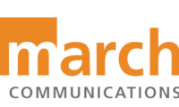March PR enterprise tech communications logo