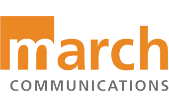March:<br> Winning enterprise tech communications