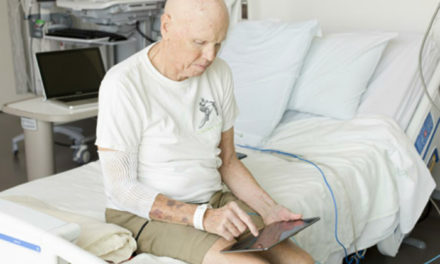 Hospital apps & in-room tech empowers patients