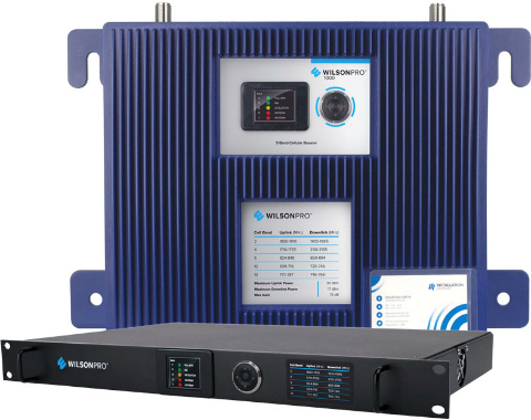 WilsonPro 1000 cellular signal booster
