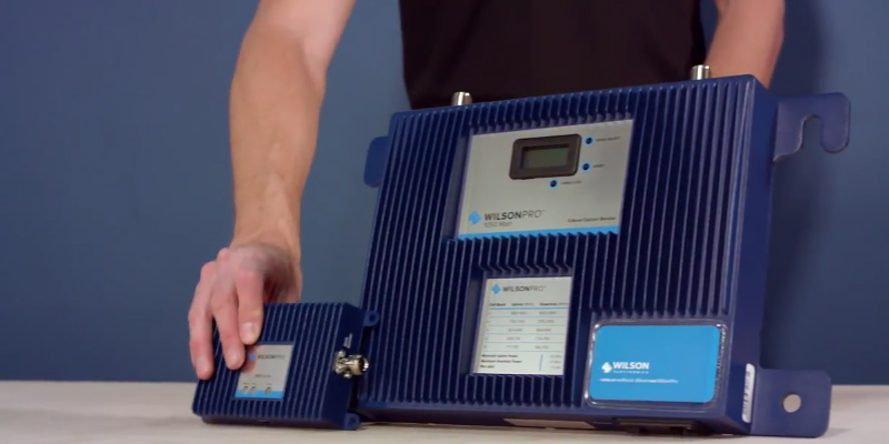 WilsonPro outs first FCC-approved, dual-power cellular amplifier