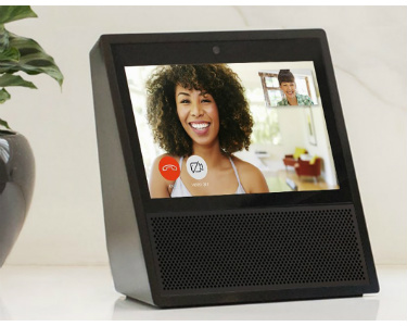 Amazon Echo Show Facebook video phone competition