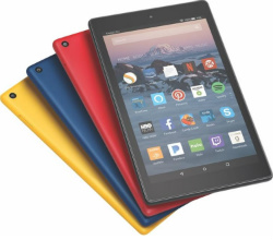 New Amazon Fire 7 & HD 8 tablets