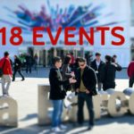 2018 Tech Events Calendar: New events added up to July 2018!