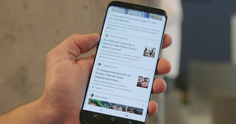 Week in Mobile, July 26: Google personal news feed, Amazon Spark, more