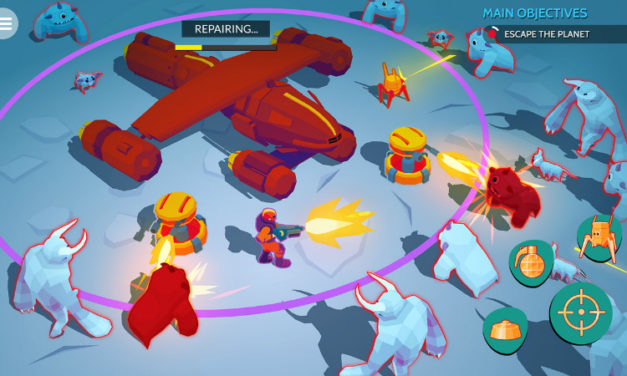 Discover new worlds & capture aliens in Vivid's exciting Space Pioneer game