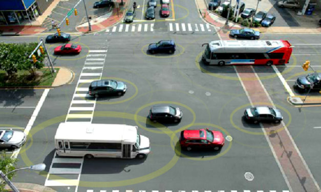 City launches mobile tech trial to prevent traffic collisions