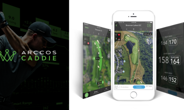 "Arccos GPS golf app ups your game performance with new ""smart caddie"""