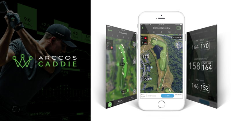 """Arccos GPS golf app ups your game performance with new """"smart caddie"""""""