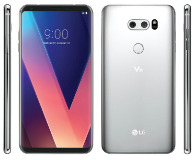 LG V30 preview photo