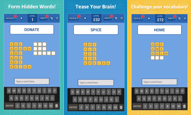 WordApt word forming game expands your vocabulary & improves your pronunciation