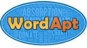 WordApt word game vocabulary app logo