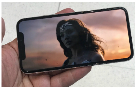 iPhone X hands on video demo iMore