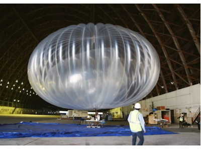 Google Project Loon for Puerto Rico cell service