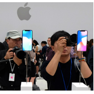 iPhone X launch hands-on Recode