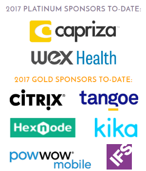 Sponsors To-Date: