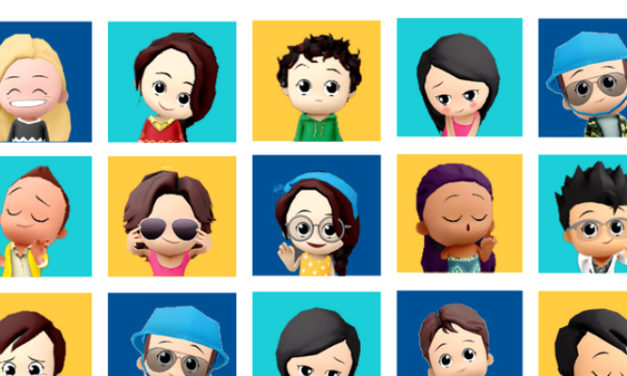 Create animated 3D avatars for your favorite Android or iPhone apps with Xpresso