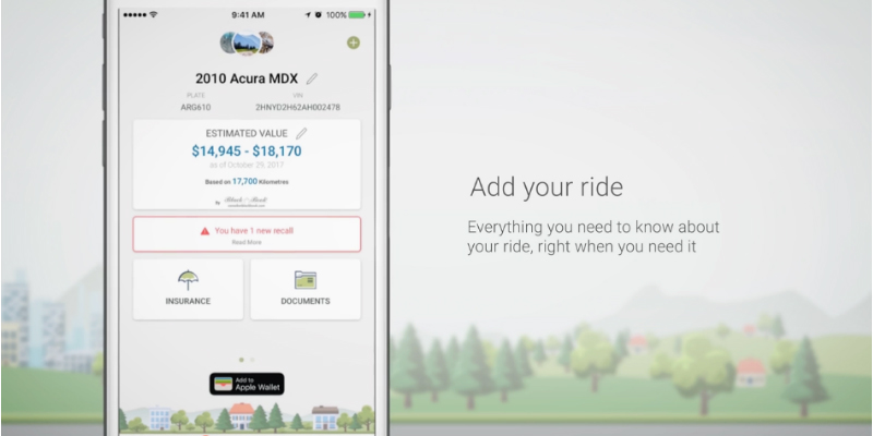 Drive app puts Canadians in control of auto records, travel expenses & more