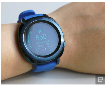 Samsung Gear Sport smartwatch review Engadget