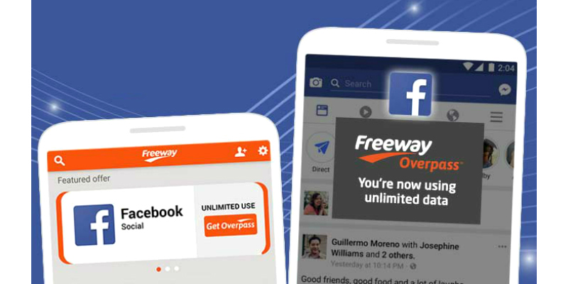 Mobile data saver app Freeway promises freedom from costly overages