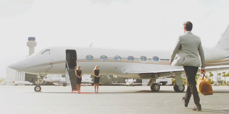 Skip airport hassles & enjoy private jet travel at commercial airline prices